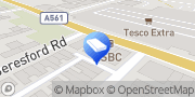 Map DPD Parcel Shop Location - Rowlands Pharmacy Toxteth, United Kingdom