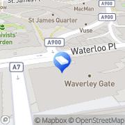 Map Gmc Marine Edinburgh, United Kingdom
