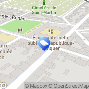 Carte de Avenir Micro Distribution Brest, France