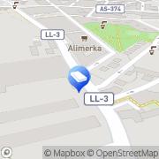 Map Comercial Camacho Lugo de Llanera, Spain
