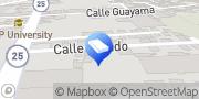 Map Oliver Exterminating Co. San Juan, Puerto Rico