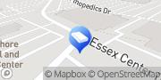 Map Mark M. Gershlak Attorney at Law Peabody, United States