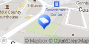 Map Business District Boston, United States
