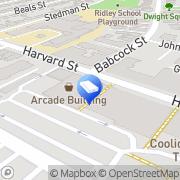 Map Lee Institute Brookline, United States