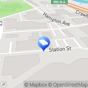 Map Delta-T Group Massachusetts, Inc. Needham, United States