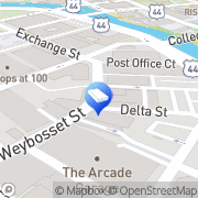 Map Law Office of Polacek Fred T Providence, United States