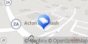 Map H&R Block Acton, United States
