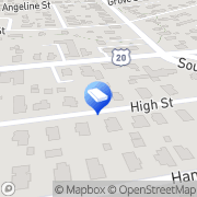Map House Matters West Springfield, United States