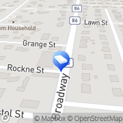 Map The Laundry Basket of Greenlawn Greenlawn, United States