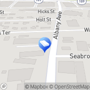 Map Robert F. Lutz Electrical Contracting Wheatley Heights, United States