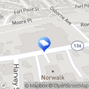 Map Two Men and a Truck Norwalk, United States