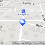 Map Rj Electric Contractors Amityville, United States
