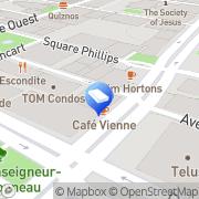 Carte de CloudGenX Solutions Montréal, Canada