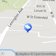 Map Two Men and a Truck Mount Kisco, United States