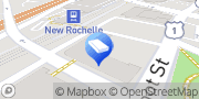 Map Halstead Station New Rochelle, United States