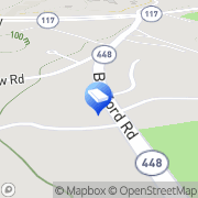 Map V M Construction Co. Pleasantville, United States