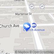 Map Sysbro Brooklyn, United States