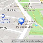 Map Irving H Kanarek C.P.A. Brooklyn, United States