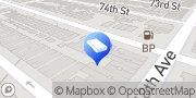 Map Affordable cleaning service Brooklyn  Brooklyn, United States