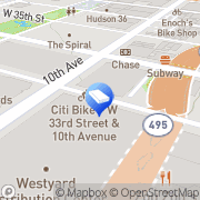 Map Microsoft office support New York, United States