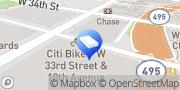 Map Magento US New York, United States