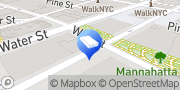 Map Diamond District Block New York, United States