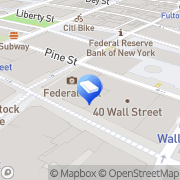Map Daniel J. Curry, Attorney at Law New York, United States
