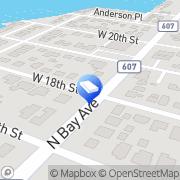 Map Bay Avenue Plant Company, LLC Surf City, United States