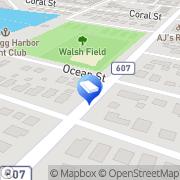 Map Diane Turton, Realtors Beach Haven Beach Haven, United States