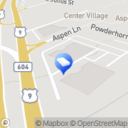 Map Delta-T Group North Jersey, Inc. Woodbridge, United States