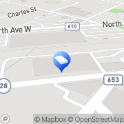 Map Keith Family Law Westfield, United States