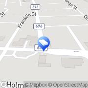Map Appliance City Edison, United States