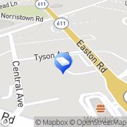 Map E-Z Appliance Repair Horsham, United States