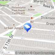 Map A Handyman Services Philadelphia, United States