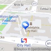 Map Andrew Auto Transport Philadelphia, United States