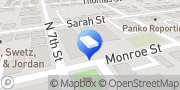 Map Marble.com Stroudsburg, United States