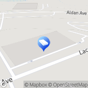 Map Two Men and a Truck Glen Mills, United States