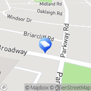 Map 24/7 Emergency Locksmith, Inc. Allentown, United States