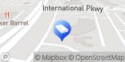 Map Price Perkins Larkin Virginia Beach, United States