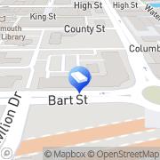 Map Harbor Vista Portsmouth, United States
