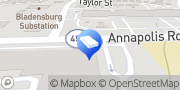 Map Ambassador Locksmith Bladensburg, United States