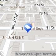 Map D.C LOCKSMITH &LOCK OUT SERVICE 24/7 Washington, United States