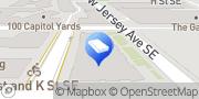 Map 909 Capitol Yards Washington, United States