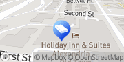 Map The UPS Store Alexandria, United States