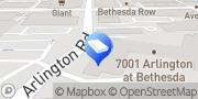 Map 7001 Arlington at Bethesda Apartments Bethesda, United States