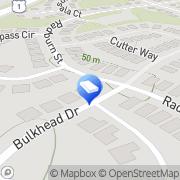 Map A 2 Z Appliance Service, Inc. Woodbridge, United States
