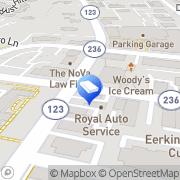 Map  Dryer Vent Wizard Fairfax Fairfax, United States