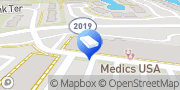 Map DM Select Services Ashburn Ashburn, United States