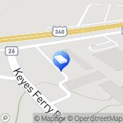Map Self Storage Plus Charles Town, United States