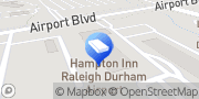 Map Beazer Homes Hampton Place Morrisville, United States